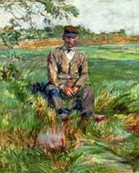 A Laborer at Celeyran 1882
